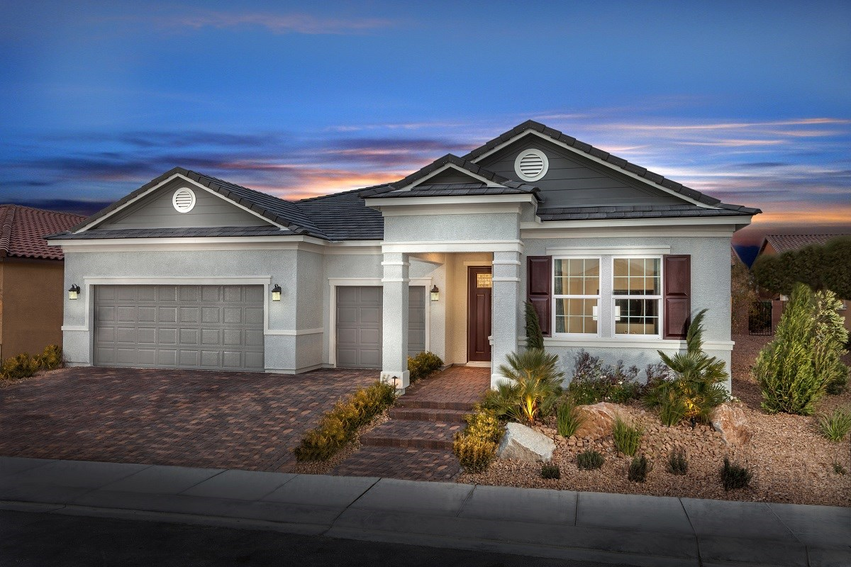 New Homes in Henderson, NV - Terraces at Inspirada Plan 2379