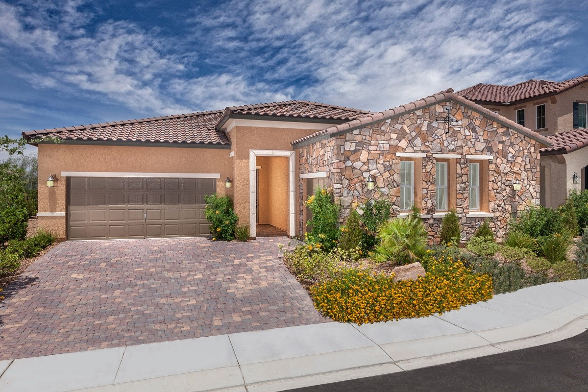 New Homes in Henderson, NV - Terraces at Inspirada Plan 2826