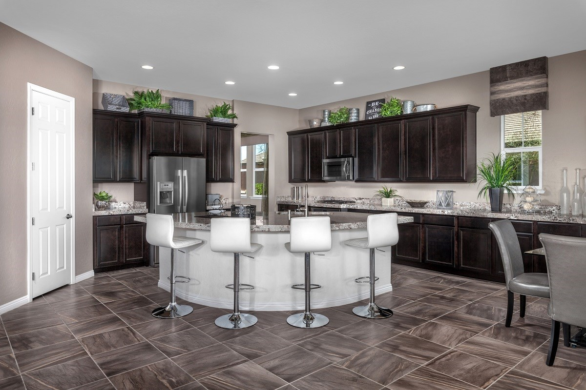 New Homes in Henderson, NV - Terraces at Inspirada Plan 2826 Kitchen