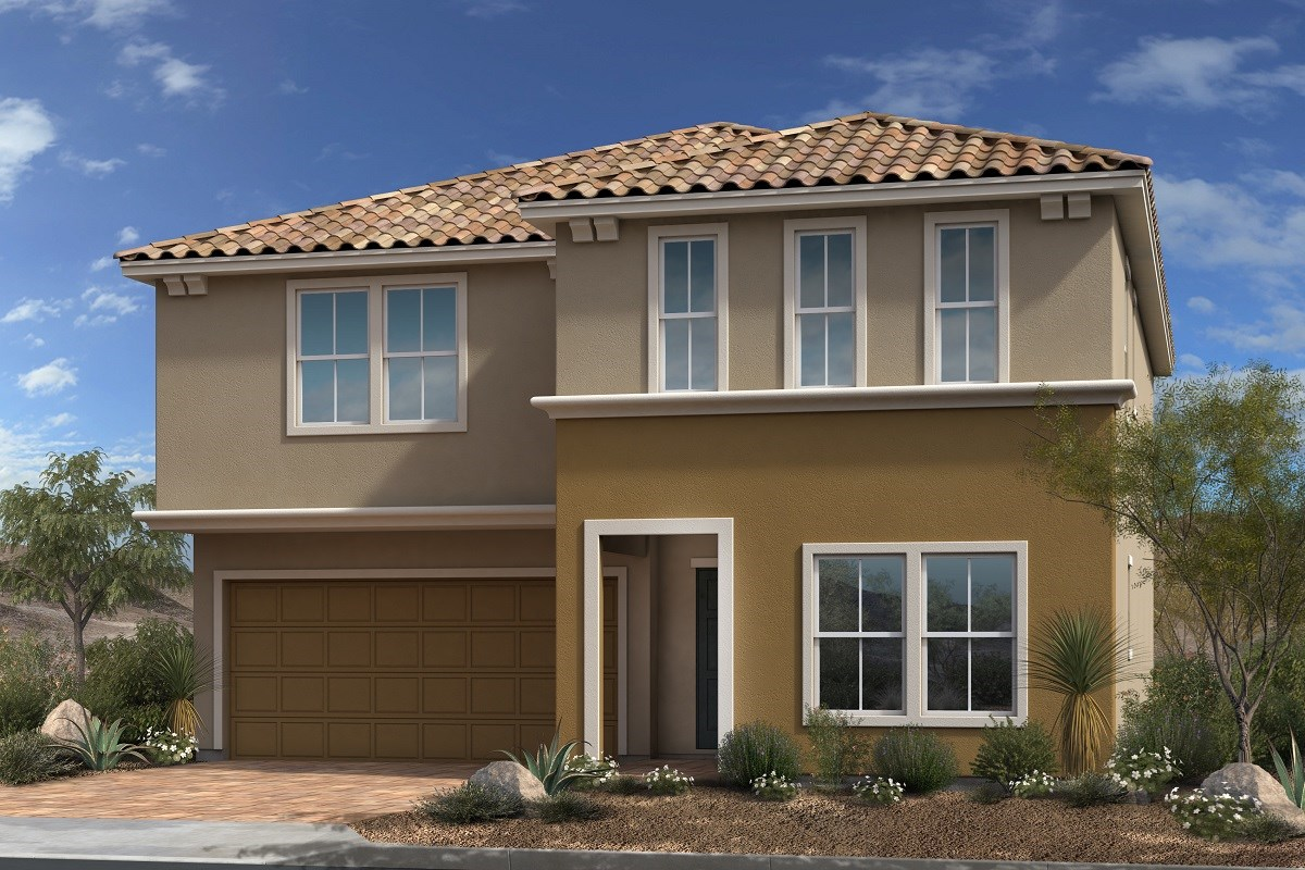 New Homes in Las Vegas, NV - Watercrest Plan 2430
