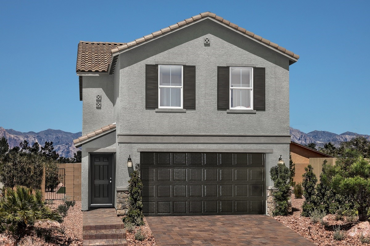 New Homes in Las Vegas, NV - Woodbury Plan 1769