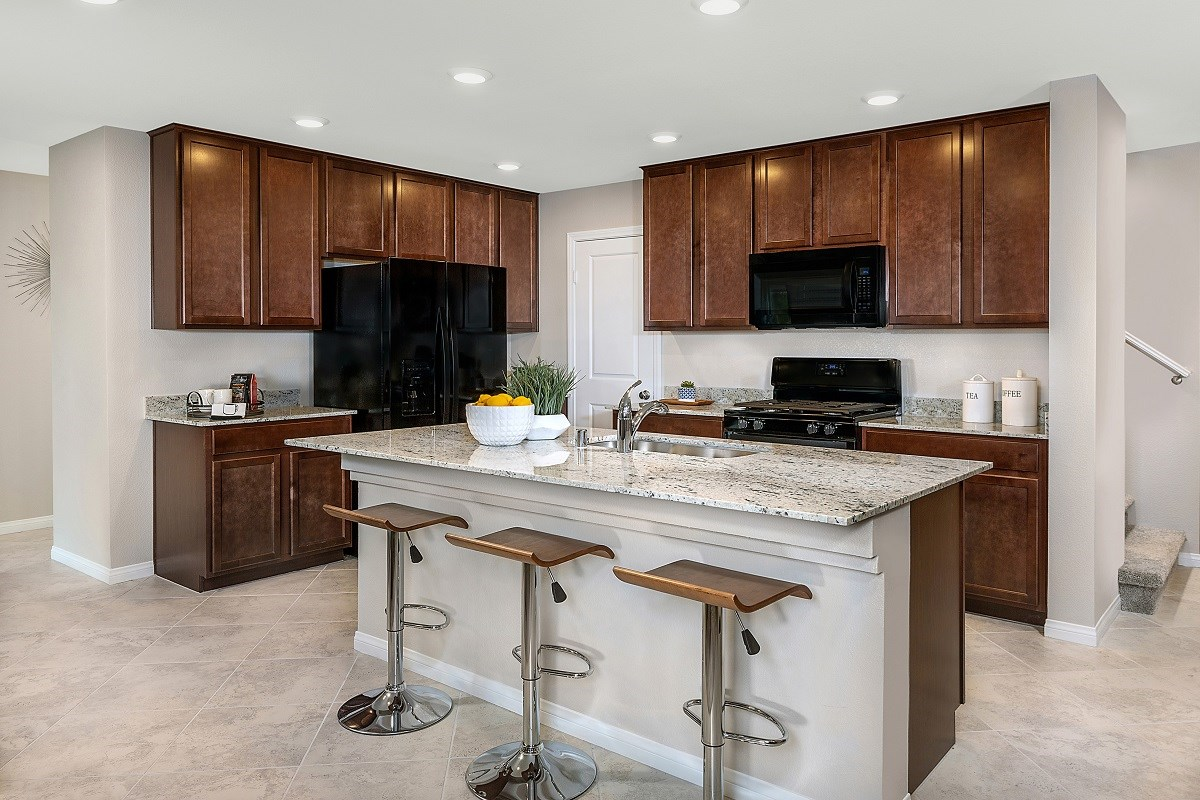 New Homes in Las Vegas, NV - Woodbury Plan 1769 Kitchen