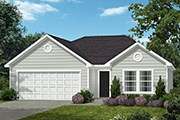 New Homes in Clayton, NC - The Robinson Modeled