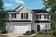 New Homes in Clayton, NC - The Bay Tree