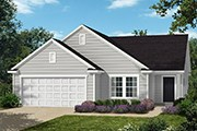 New Homes in Clayton, NC - The Gardner II