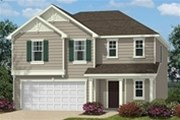 New Homes in Clayton, NC - Elevation C