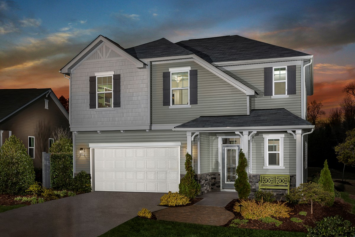 New Homes in Clayton, NC - Creekside Commons The Catherine Model