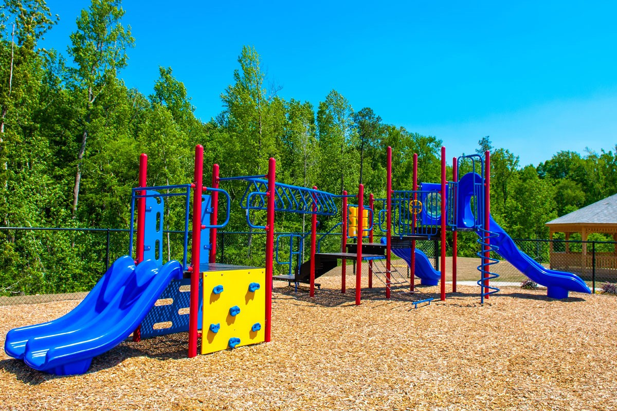 New Homes in Clayton, NC - Creekside Commons Creekside Playground