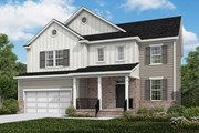 New Homes in Cary, NC - The Pembroke