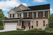 New Homes in Cary, NC - The Plymouth