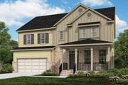 New Homes in Cary, NC - The Ashland