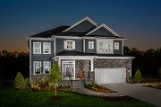 New Homes in Cary, NC - The Rockingham Modeled