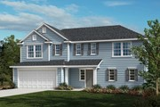 New Homes in Fuquay-Varina, NC - The Plymouth