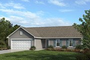 New Homes in Fuquay-Varina, NC - The Calloway