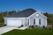 New Homes in Fuquay-Varina, NC - The Daniels Modeled