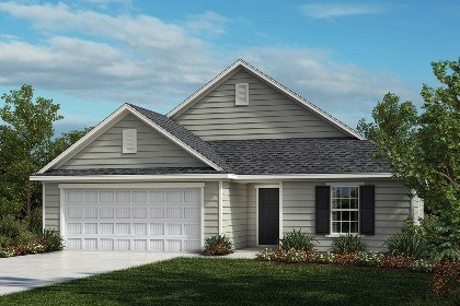 New Homes in Fuquay-Varina, NC - The Winstead Elevation A
