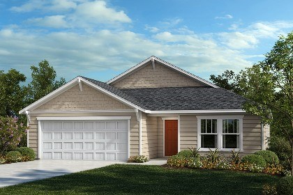 New Homes in Fuquay-Varina, NC - The Winstead Elevation B