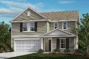 New Homes in Fuquay-Varina, NC - The Hawkins