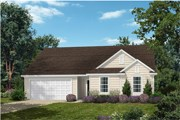 New Homes in Fuquay-Varina, NC - The Monroe II