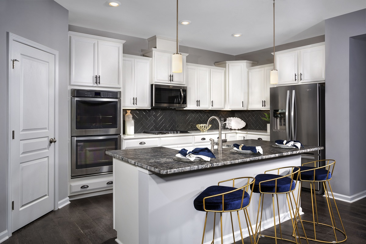 New Homes In Fuquay Varina, NC   Partin Place The Winstead Kitchen