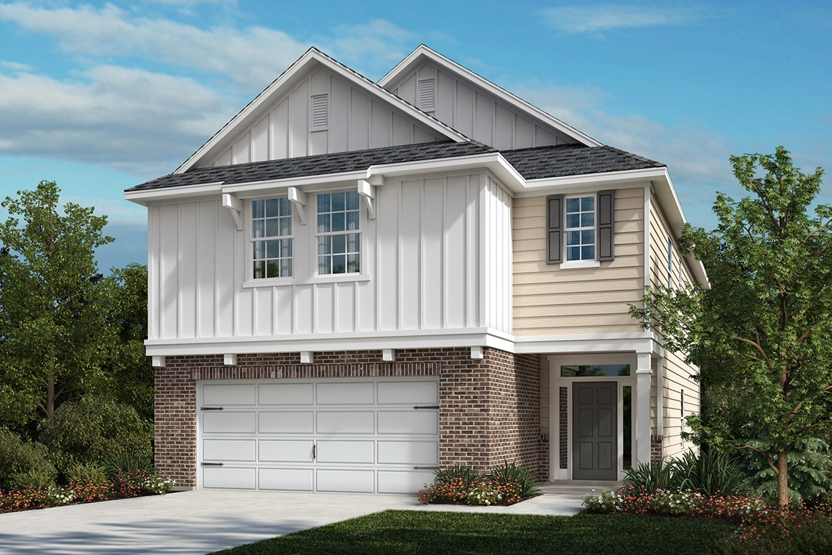 New Homes in Apex, NC - Reunion Pointe The Ocracoke