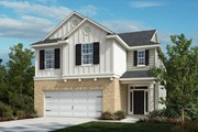 New Homes in Apex, NC - The Hatteras