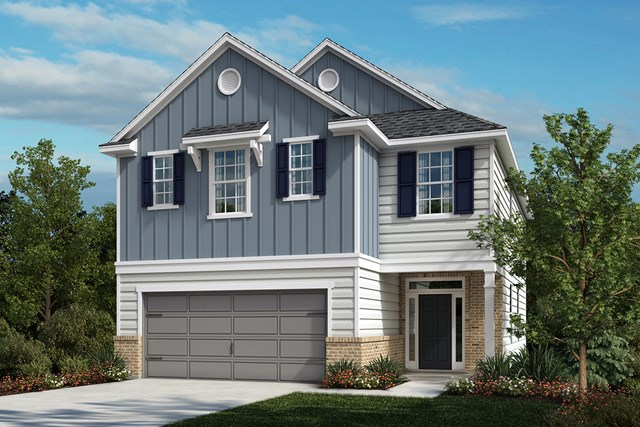 New Homes in Apex, NC - Elevation X