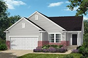 New Homes in Wake Forest, NC - The Gardner II