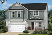 New Homes in Wake Forest, NC - The Catherine II