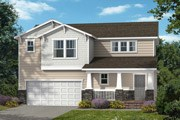 New Homes in Wake Forest, NC - The McKinley Basement