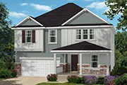 New Homes in Wake Forest, NC - The Williams