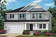 New Homes in Wake Forest, NC - The Madison II