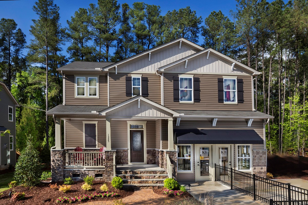 New Homes in Wake Forest, NC - The Meadows The Kuralt
