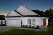 New Homes in Fuquay-Varina, NC - The Griffith II