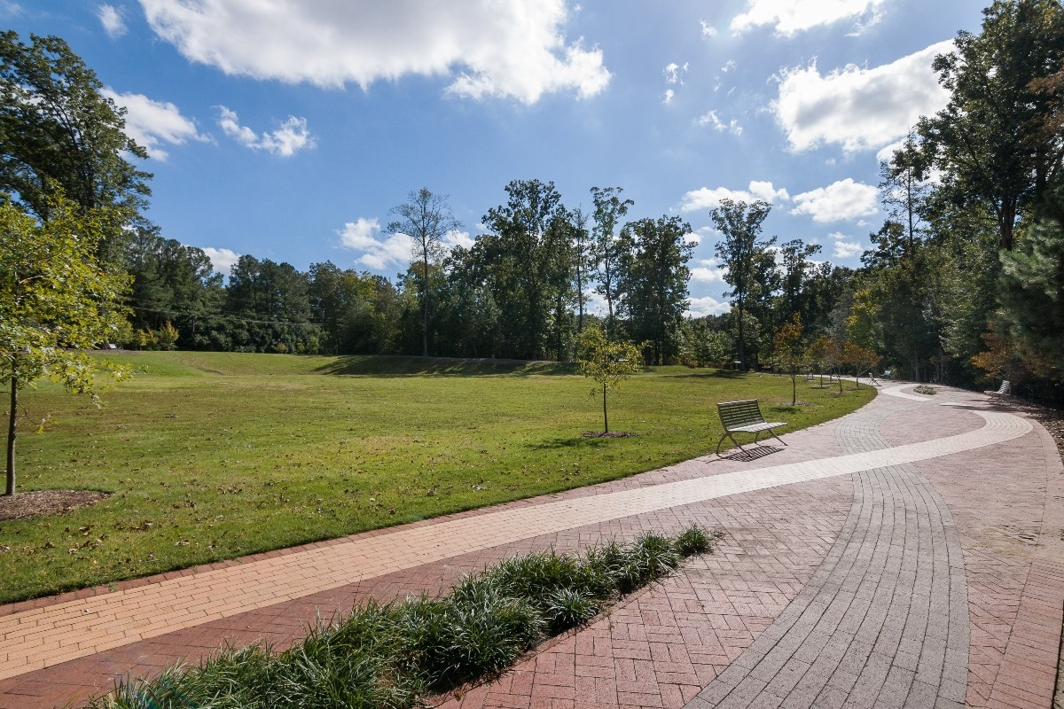 New Homes in Cary, NC - Wynwood Walnut Street Park