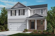 New Homes in Cary, NC - The Fontana II