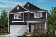 New Homes in Cary, NC - The Norman