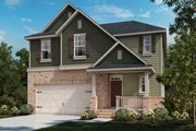 New Homes in Cary, NC - The Fontana II with Basement