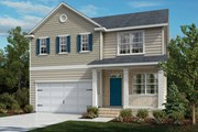 New Homes in Cary, NC - The Hickory II