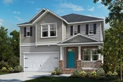 New Homes in Cary, NC - The Norman with Lower Level