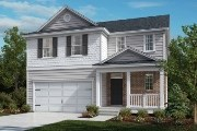 New Homes in Cary, NC - The Fontana II with Lower Level