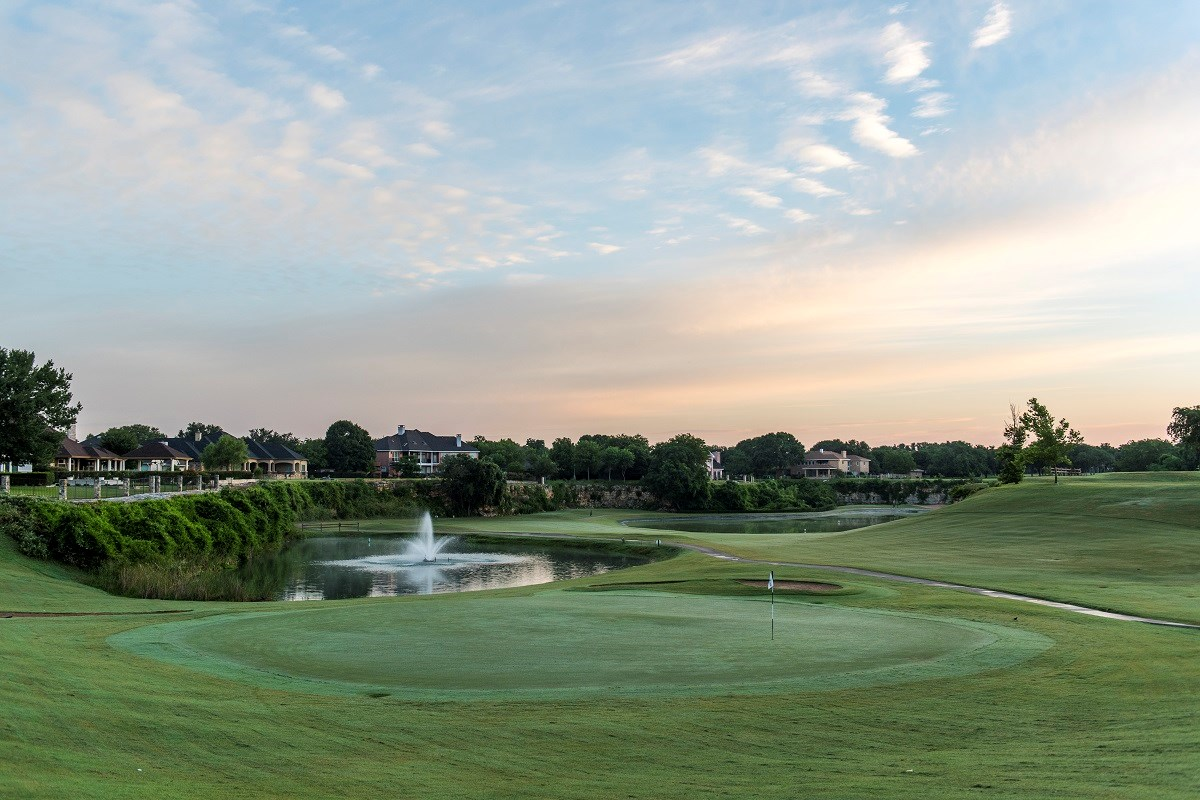 New Homes in Georgetown, TX - Berry Creek Berry Creek Golf Course