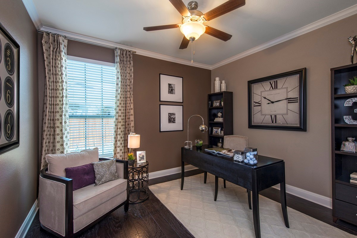 New Homes in Georgetown, TX - Berry Creek The A-2382 Study