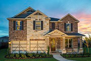 New Homes in Georgetown, TX - Plan A-3125