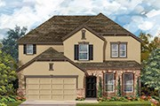 New Homes in Georgetown, TX - Plan A-2797