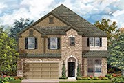 New Homes in Georgetown, TX - Plan A-3699