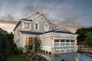 New Homes in Austin, TX - Plan F-2495 Modeled