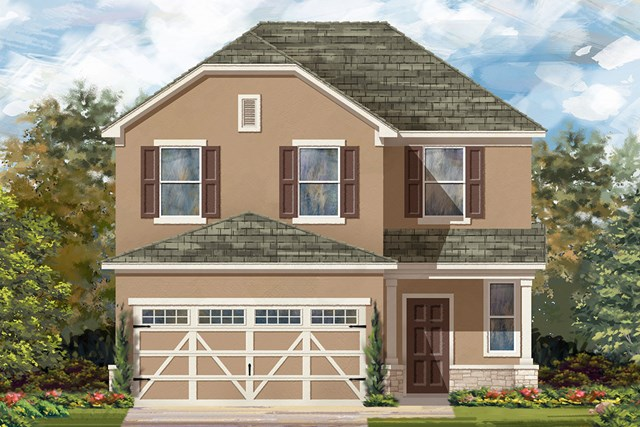 New Homes in Austin, TX - Plan F-2239 J