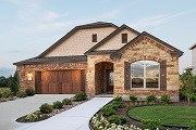 New Homes in Kyle, TX - Plan A-1996 Modeled