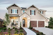 New Homes in Kyle, TX - Plan A-2755 Modeled